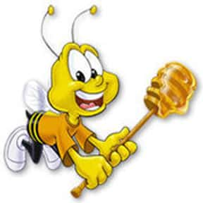 Buzz is listed (or ranked) 25 on the list The Most Memorable Advertising Mascots of All Time