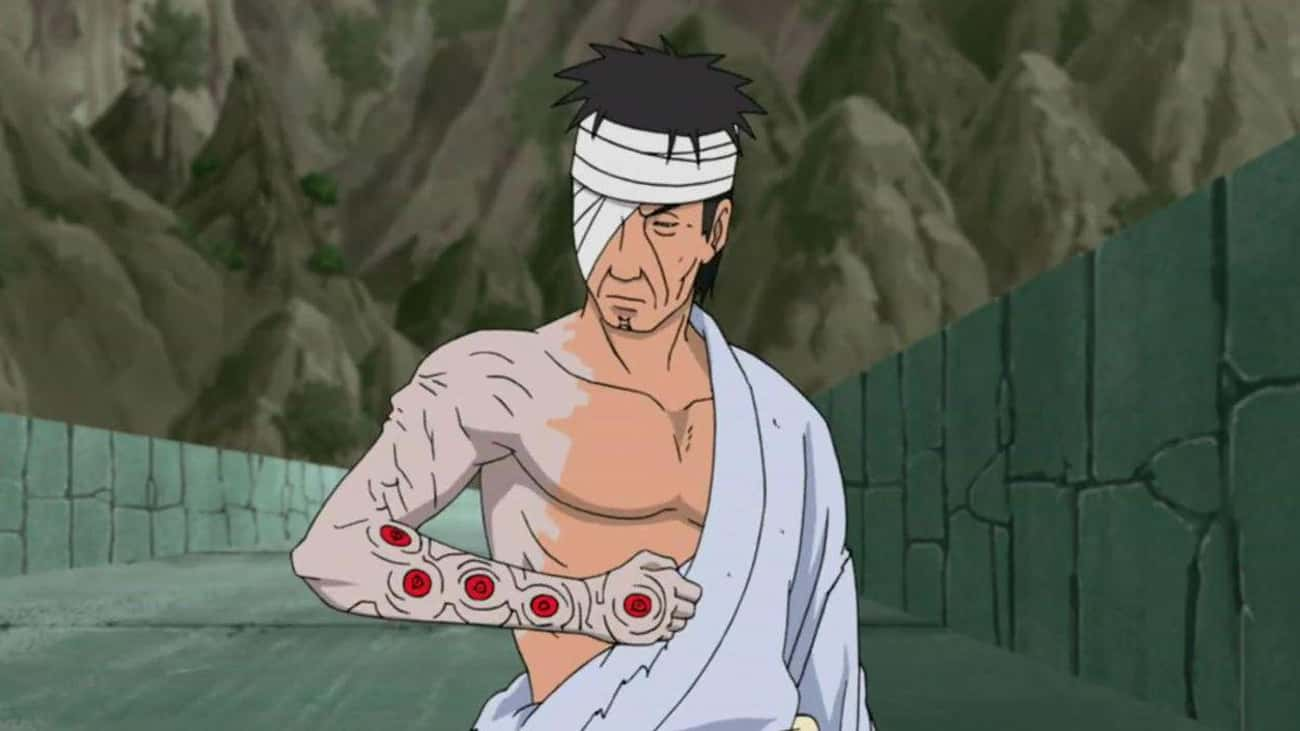 Danzo Shimura is listed (or ranked) 2 on the list The 20 Worst Naruto Characters In Series History