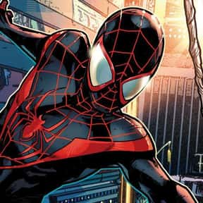 Miles Morales is listed (or ranked) 1 on the list The Best Superheroes With The Power Of Invisibility