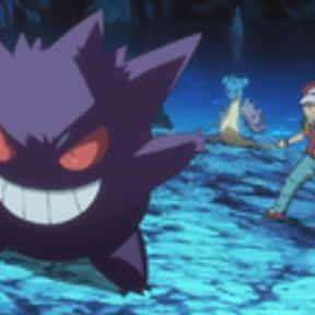 Gengar is listed (or ranked) 18 on the list The Best Dark Pokemon of All Time