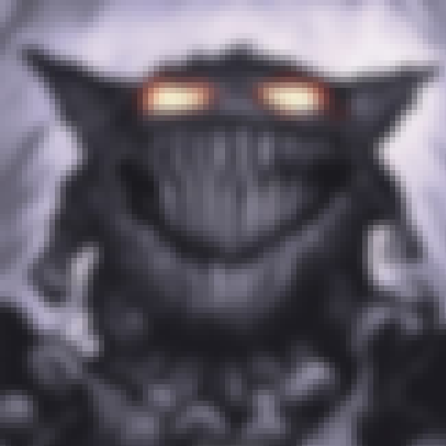 Gengar is listed (or ranked) 2 on the list This Guy Turned Pokémon Into Truly Horrifying Monsters That You Will Never Be Able To Unsee