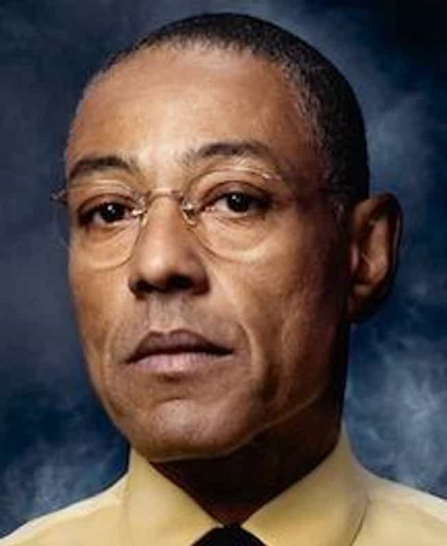 Gustavo Fring is listed (or ranked) 3 on the list The Best Characters On 'Better Call Saul', Ranked