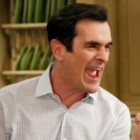 Phil Dunphy is listed (or ranked) 8 on the list Awkward TV Characters We Can't Help But Love