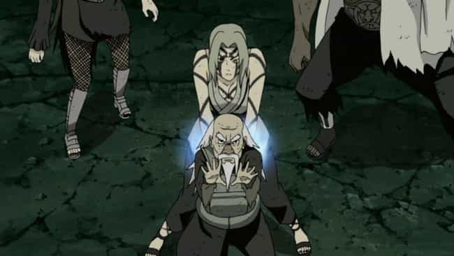 Tsunade Senju is listed (or ranked) 2 on the list The 15 Best Anime Characters With Healing Abilities