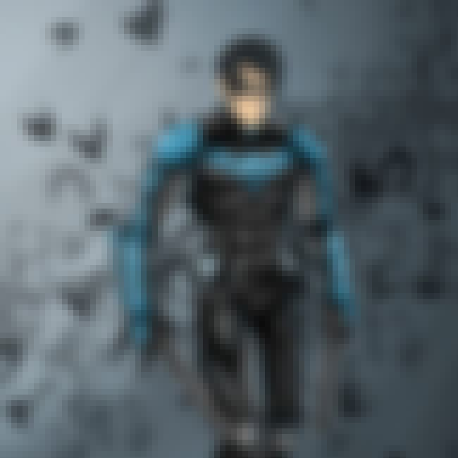 Nightwing is listed (or ranked) 1 on the list Comic Book Characters Who Deserve Their Own Video Games