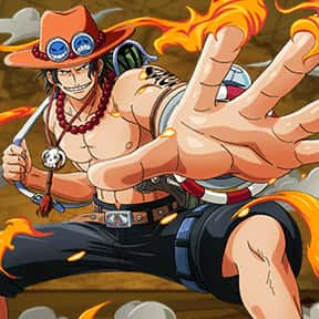 Portgas D. Ace is listed (or ranked) 3 on the list The Best Anime Characters with an Exposed Midriff