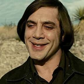 Anton Chigurh is listed (or ranked) 8 on the list The Best Oscar-Winning Actor Performances, Ranked