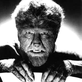 Larry Talbot is listed (or ranked) 8 on the list The Greatest Werewolf Characters of All Time