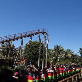Montezooma's Revenge is listed (or ranked) 5 on the list The Best Rides at Knott's Berry Farm