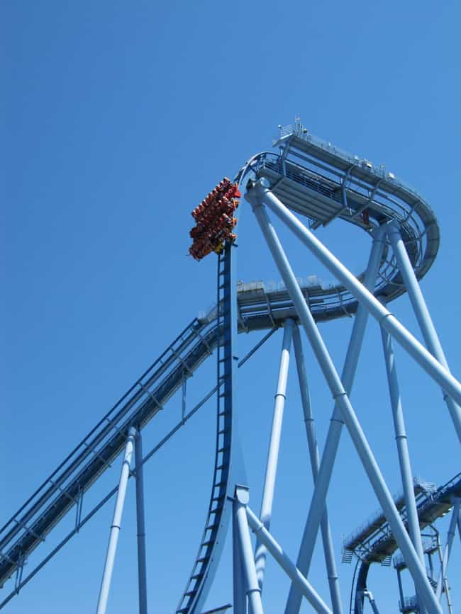 Griffon is listed (or ranked) 2 on the list List of Busch Gardens Williamsburg Rides
