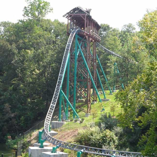 Verbolten is listed (or ranked) 3 on the list List of Busch Gardens Williamsburg Rides