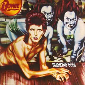 Diamond Dogs is listed (or ranked) 22 on the list The Best Songs About Dogs