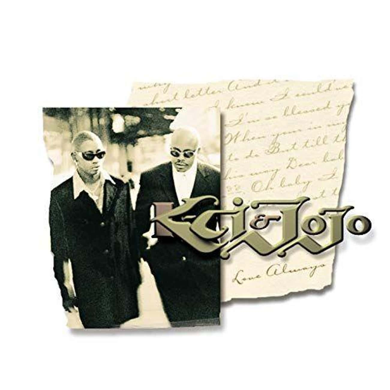 KC & JoJo: 'All My Life'