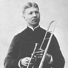 Arthur Pryor is listed (or ranked) 15 on the list The Greatest Trombonists of All Time