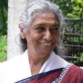 S. Janaki is listed (or ranked) 9 on the list The Greatest Singers of Indian Cinema