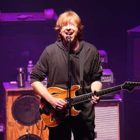 Trey Anastasio Band is listed (or ranked) 16 on the list Columbia Records Complete Artist Roster