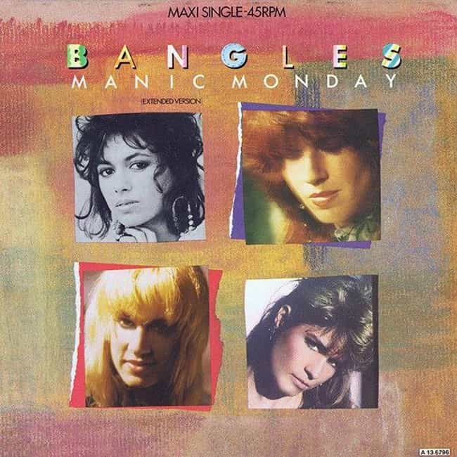 Manic Monday is listed (or ranked) 4 on the list Hit Songs We Had No Idea Were Written By A Different Hit-Maker