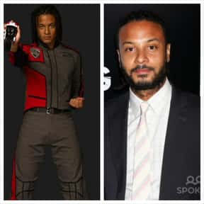 Brandon Jay McLaren is listed (or ranked) 13 on the list Power Rangers Cast List