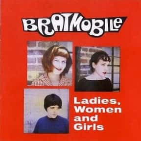Bratmobile is listed (or ranked) 2 on the list The Best Riot Grrrl Bands