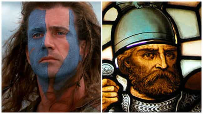 Braveheart is listed (or ranked) 3 on the list The Best Oscar-Winning Movies Based on True Stories