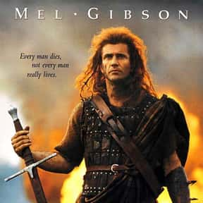 Braveheart is listed (or ranked) 5 on the list The Greatest Film Scores of All Time