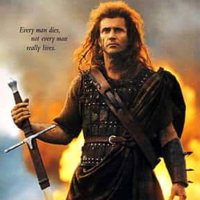 Braveheart is listed (or ranked) 2 on the list The Best R-Rated Drama Movies