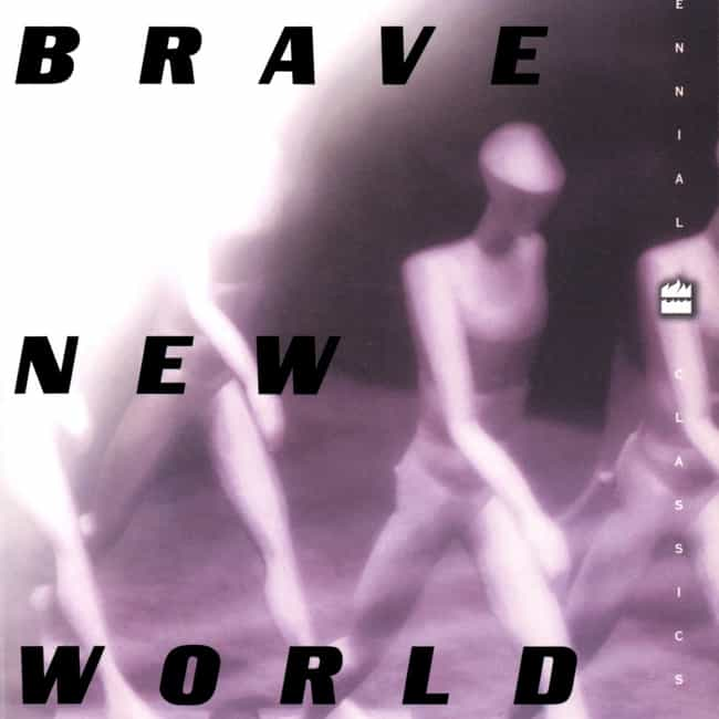 Brave New World is listed (or ranked) 4 on the list The 13 Best Dystopian Novels