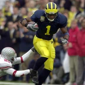 Braylon Edwards is listed (or ranked) 11 on the list The Best Michigan Football Players of All Time