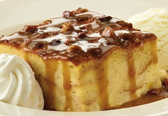 Bread pudding is listed (or ranked) 1 on the list Famous Dave's Recipes