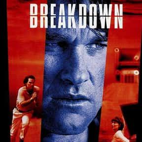 Breakdown is listed (or ranked) 14 on the list The Best Movies About Kidnapping