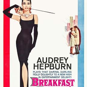 Breakfast at Tiffany's is listed (or ranked) 20 on the list The Best Comedy-Drama Movies