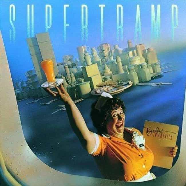 Breakfast in America is listed (or ranked) 2 on the list The Best Supertramp Albums of All Time