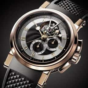 Breguet is listed (or ranked) 20 on the list The Best Watch Brands