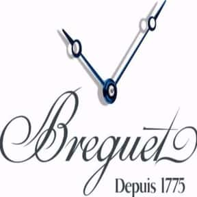 Breguet is listed (or ranked) 13 on the list The Best Men's Watch Brands