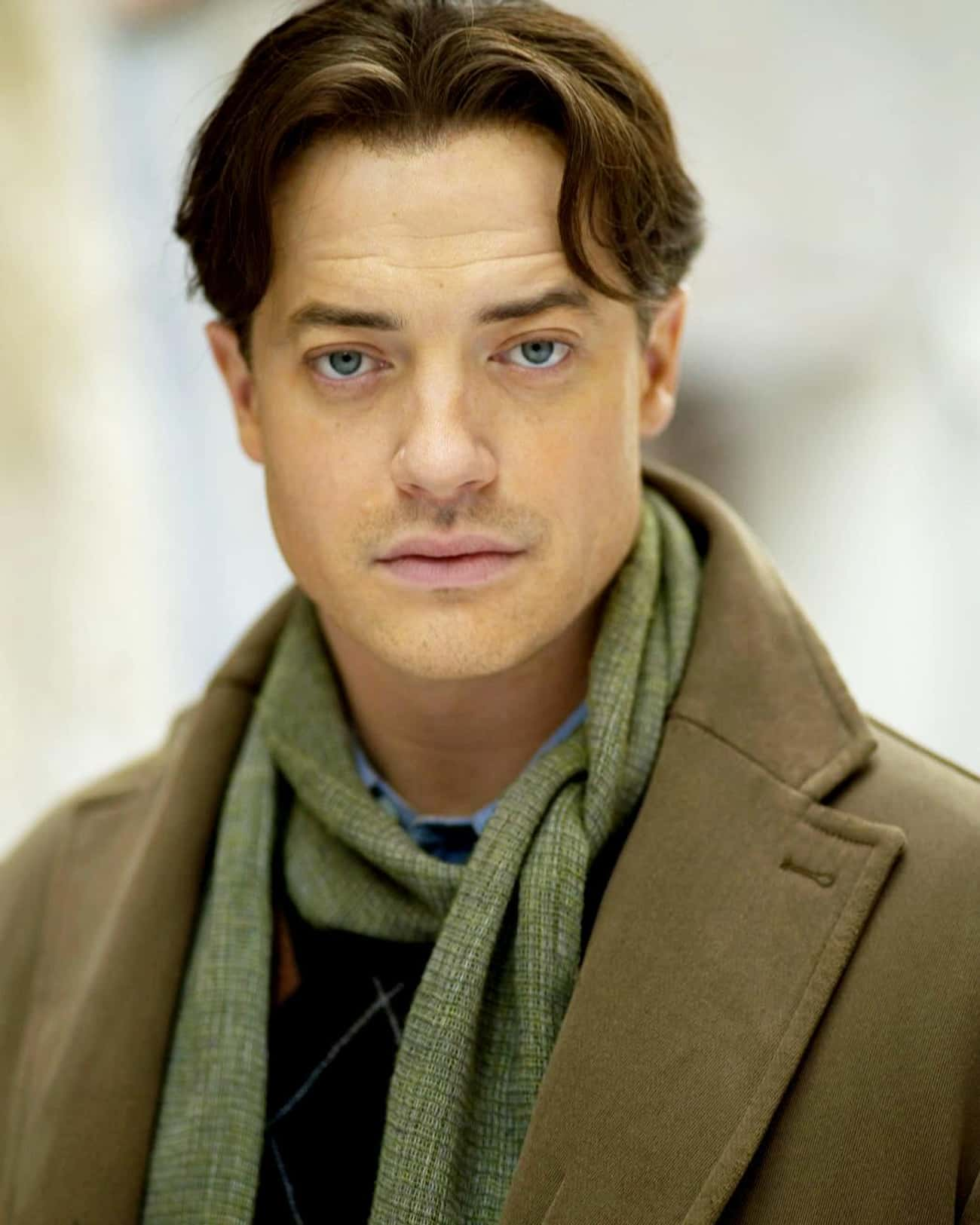 Brendan Fraser is listed (or ranked) 2 on the list Famous People Born in 1968