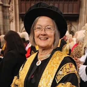 Brenda Hale, Baroness Hale of  is listed (or ranked) 6 on the list Famous Judges from England