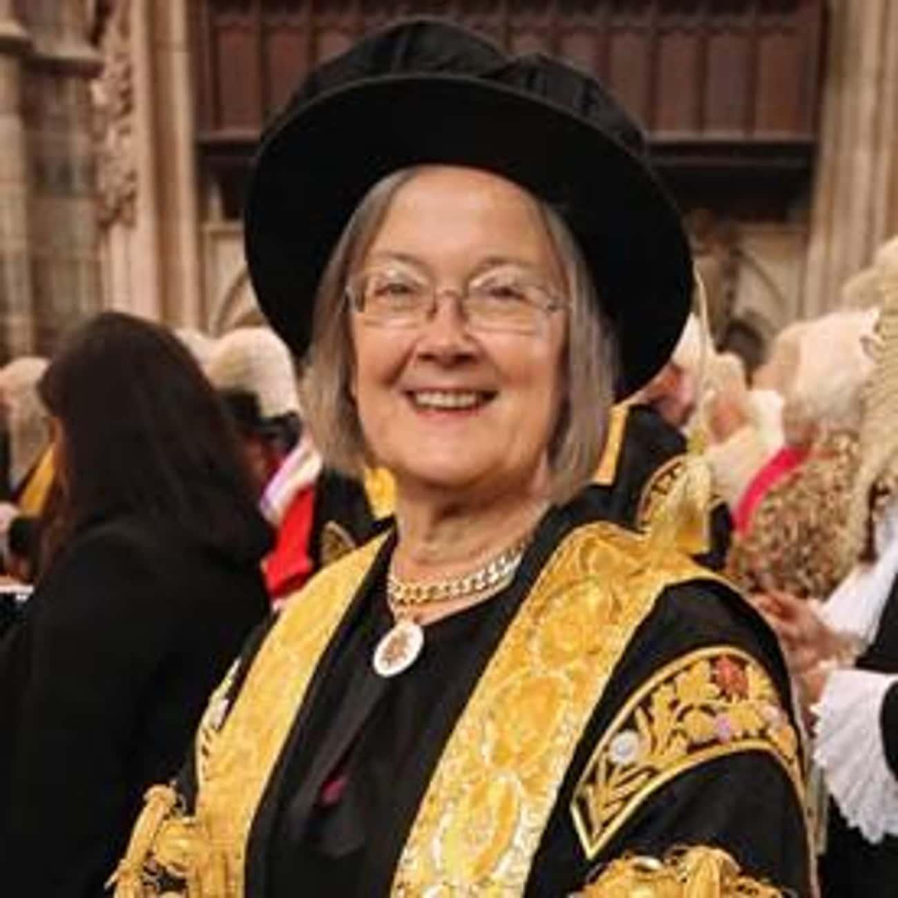Brenda Hale, Baroness Hale of Richmond