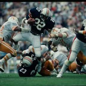 Brent Fullwood is listed (or ranked) 25 on the list The Best Auburn Football Players of All Time