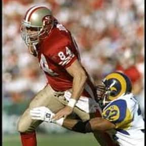 Brent Jones is listed (or ranked) 18 on the list The Best San Francisco 49ers of All Time