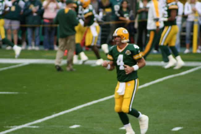 Brett Favre is listed (or ranked) 1 on the list The Worst NFL Trades Ever Made