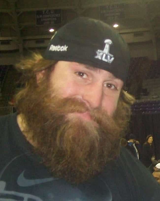 Brett Keisel is listed (or ranked) 3 on the list Athletes with the Best Facial Hair