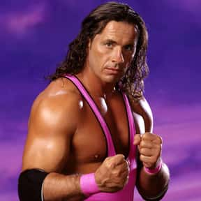 Bret Hart is listed (or ranked) 20 on the list The Best WCW Wrestlers of All Time