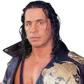 Bret Hart is listed (or ranked) 12 on the list The Greatest Pro Wrestlers of All Time