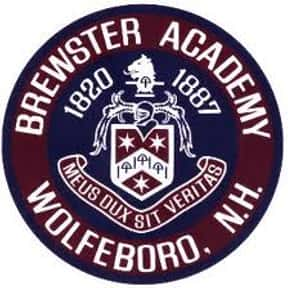 Brewster Academy is listed (or ranked) 4 on the list Bobcat Mascot School List