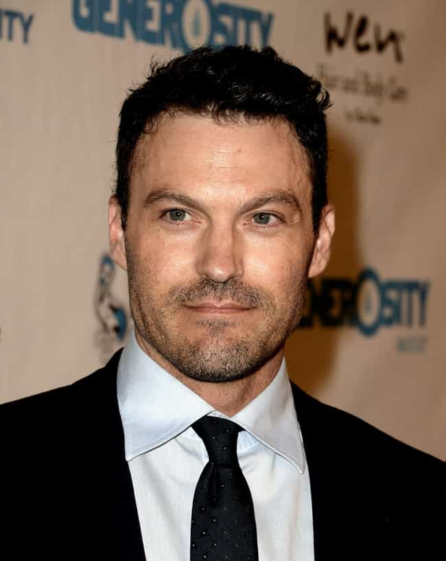 Brian Austin Green is listed (or ranked) 4 on the list Tori Spelling's Loves & Hookups