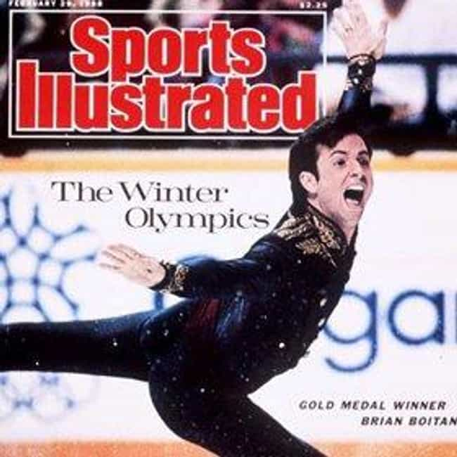Brian Boitano is listed (or ranked) 4 on the list Famous Male Figure Skaters