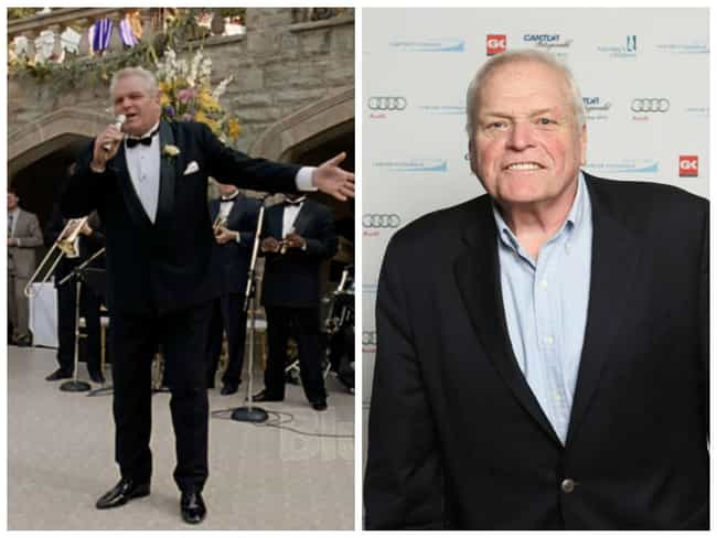 Brian Dennehy is listed (or ranked) 3 on the list 35+ Celebrities Who Had Weight Loss Surgery