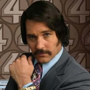 Brian Fantana is listed (or ranked) 7 on the list The Best Fictional Journalists, Reporters, and Newscasters
