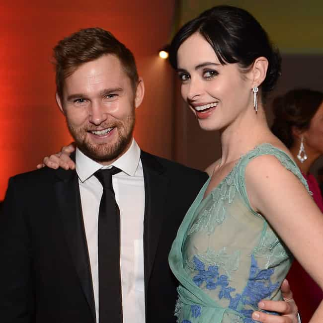 Brian Geraghty is listed (or ranked) 2 on the list Krysten Ritter Loves and Hookups