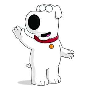 Brian Griffin is listed (or ranked) 16 on the list The Best Family Guy Characters of All Time